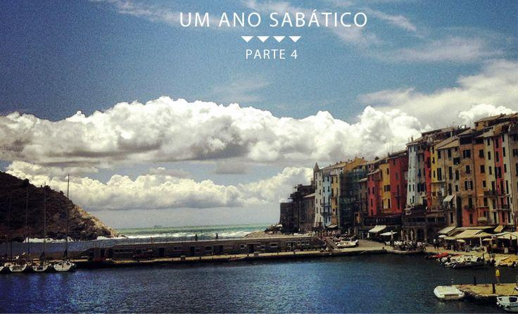 O Ano Sabático - Parte 4 da nossa colaboradora Kareen Terenzzo!