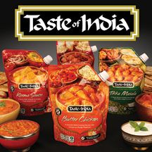 Taste of India Simmer Sauces are arriving in Arizona. Taste the goodness of a product that is all natural.