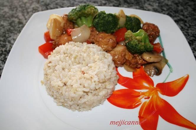 Pollo cantonés