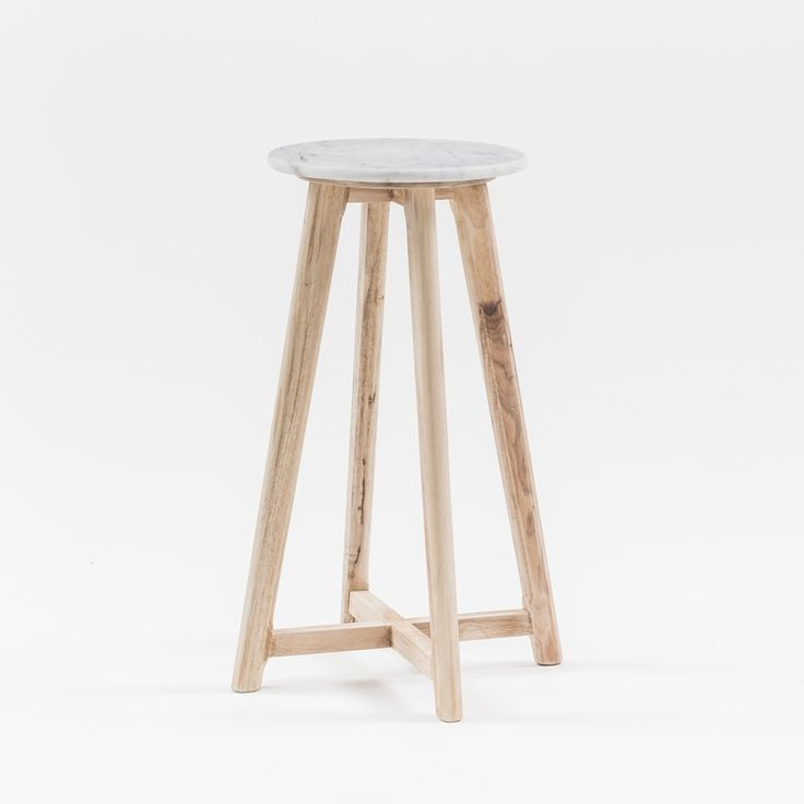 HarpersProject_Product_2014 Marble Top - 32cm W x 65 cm H - $299