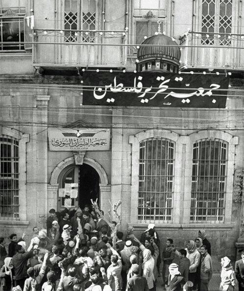 عندما فتح باب التطوع لنصرة فلسطين صورة من سوريا عام 1948