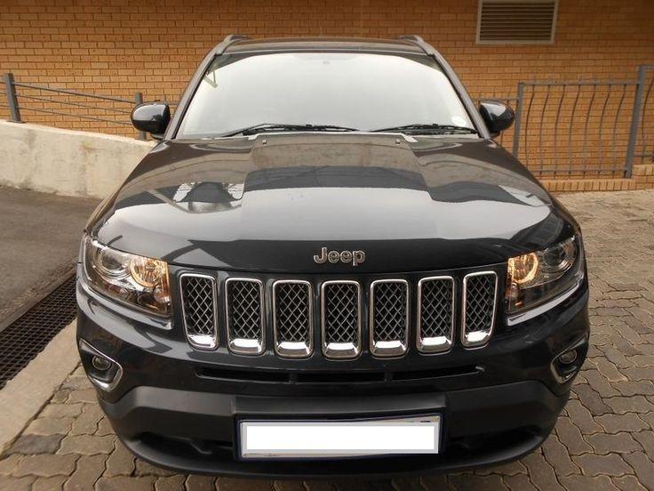 2015 Blue Jeep Compass 2.0L Limited www.isellcarz.co.za contactus@isellcarz.co.za