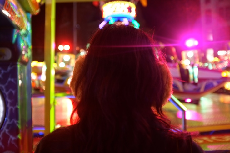 At the fair...  © Lucy Wood