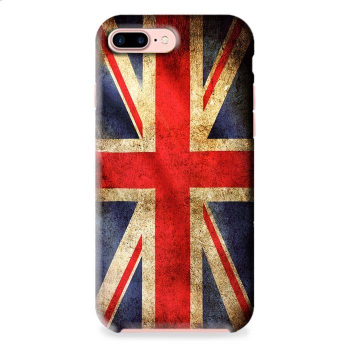 Series Union Jack British Flag iPhone 7 3D Case Dewantary