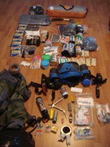 Bug Out Bag Check Up on May 15, 2013 at 3:54 am Posted In: Prepping