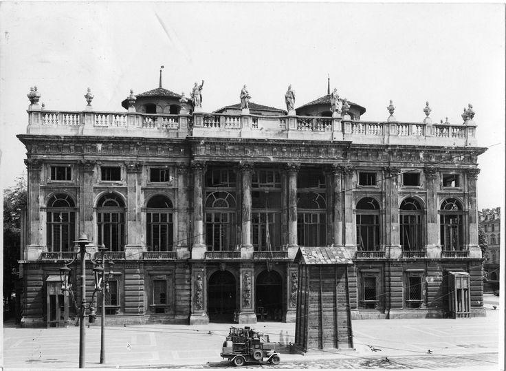Palazzo Madama, protezioni belliche