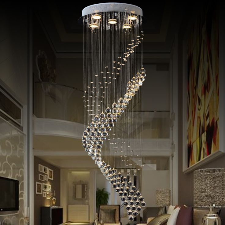 Find More Chandeliers Information about VALLKIN Modern Luster Crystal Chandeliers Lighting Fitting Staircase LED Pendant Lamp For Foyer Dining Room Restaurant Deco,High Quality lamp cactus,China lamp conversion Suppliers, Cheap lamp wall from KINGDOM LIGHTING on Aliexpress.com