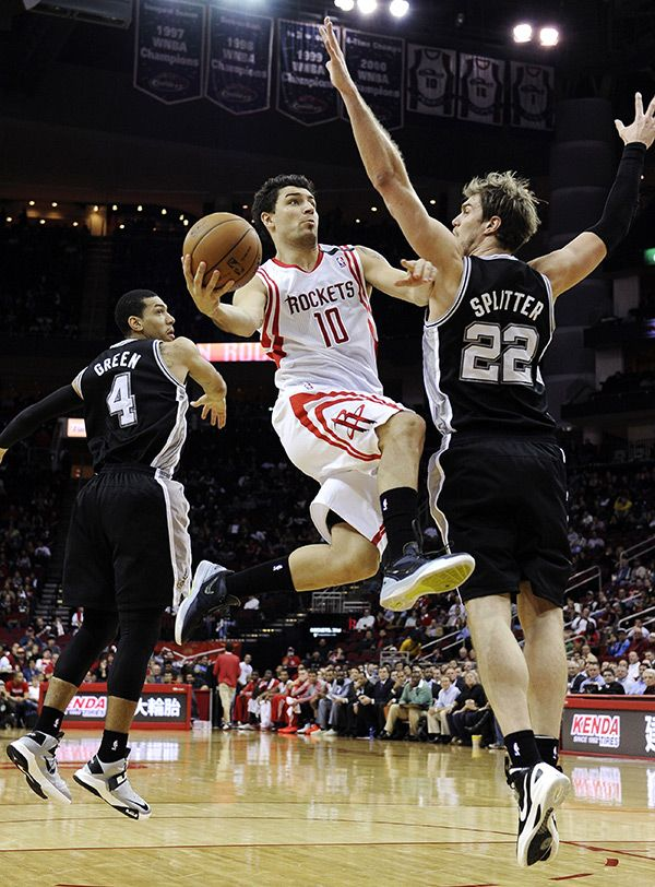Houston Rockets Vs. San Antonio Spurs Live Stream: Watch Game 1 Of The NBA Playoffs