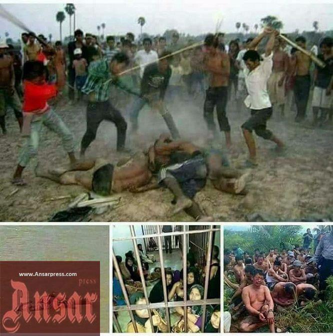Muslim nations denounce Myanmar's persecution of #Rohingya_Muslims #Rohingya #Myanmar #Muslims http://ansarpress.com/english/8427