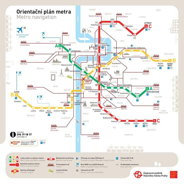 Metro v Praze