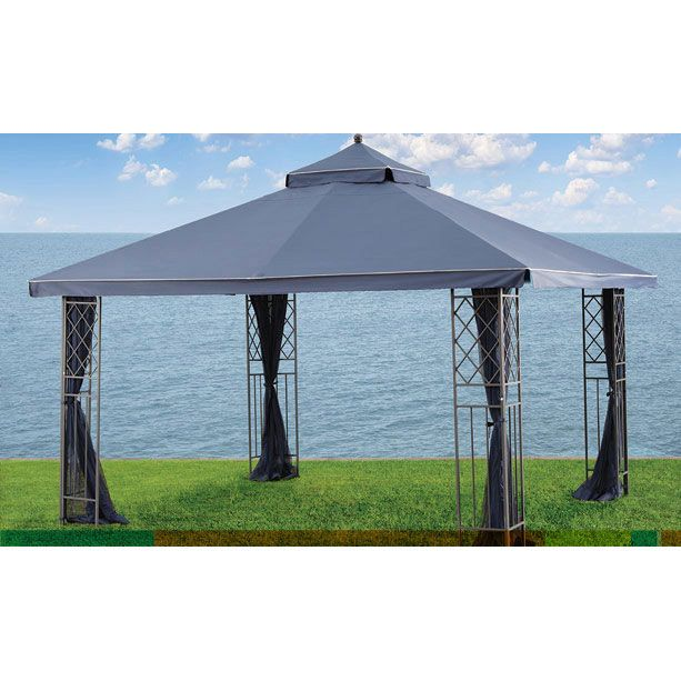 Amazing Gazebo Canopy Replacement Covers 10x12  sc 1 st  Pinterest & Best 25+ Replacement canopy covers ideas on Pinterest | Deck ...