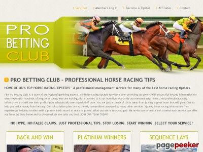 Pro Betting System - image 6