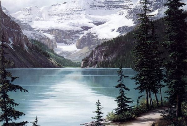 Fred Buchwitz- Lake Louise