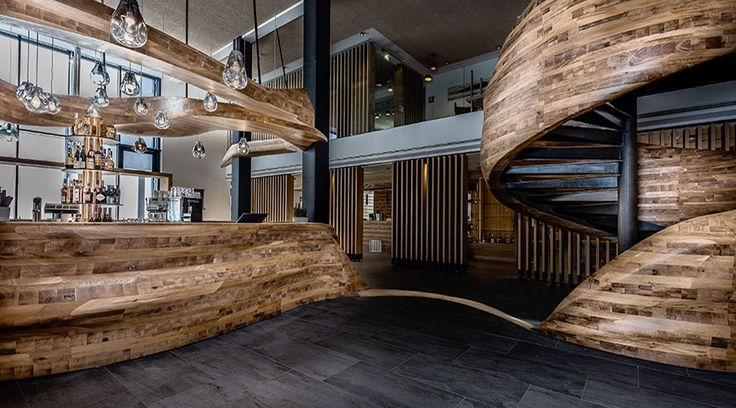 32 best hotel architektur images on pinterest for Design hotel leogang