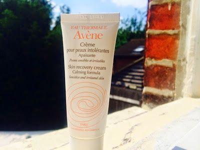 Teo's : Avene skin recovery cream