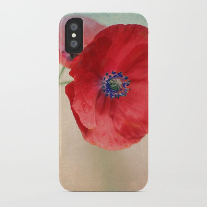 Buy Poppies vintage(5) iPhone Case by maryberg. Worldwide shipping available at Society6.com. Just one of millions of high quality products available.