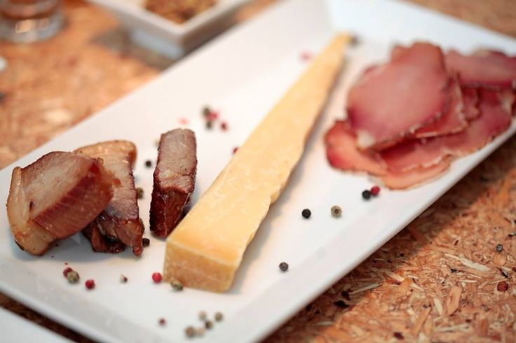 plateau with cheese and coldcuts