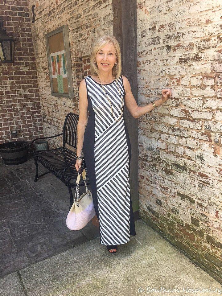 99e6f7de199 Fashion over 50  Summer Maxi Dresses - Southern Hospitality