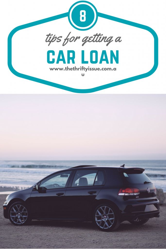 8 tips for getting a car loan