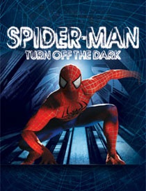 """Spider-Man: Turn off the Dark,"" nominated for Best Scenic Design of a Musical (George Tsypin), and Best Costume Design of a Musical (Eiko Ishioka)"