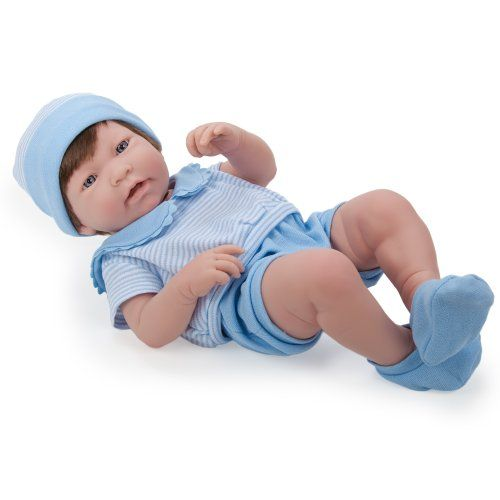 JC Toys La Newborn Boy 17 Baby Doll -- To view further for this item, visit the image link.Note:It is affiliate link to Amazon.