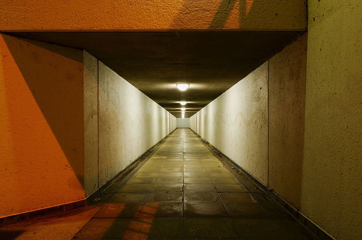 The Tunnel | Commonwealth Ave  between Albert Hall & Treasury Building. Canberra