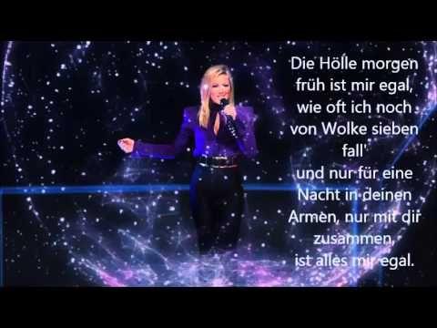 Helene Fischer Die Hölle Morgen Früh Lyrics