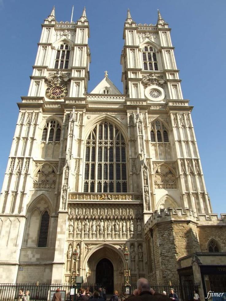 Abadía de Westminster - Inglaterra