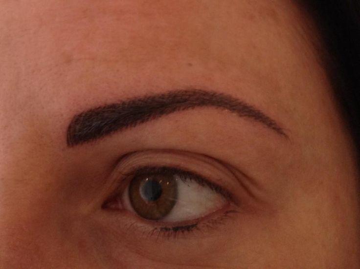 Eyebrows my work