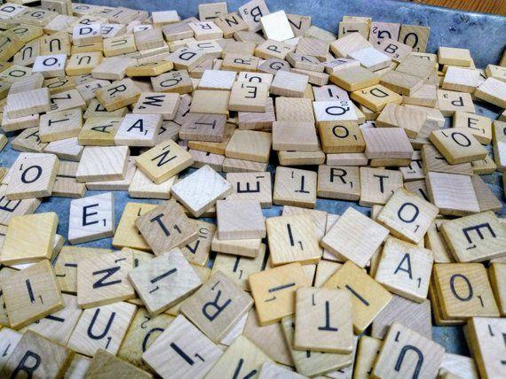 Scrabble Tiles  You Pick Scrabble Tiles  Pick Your Letters