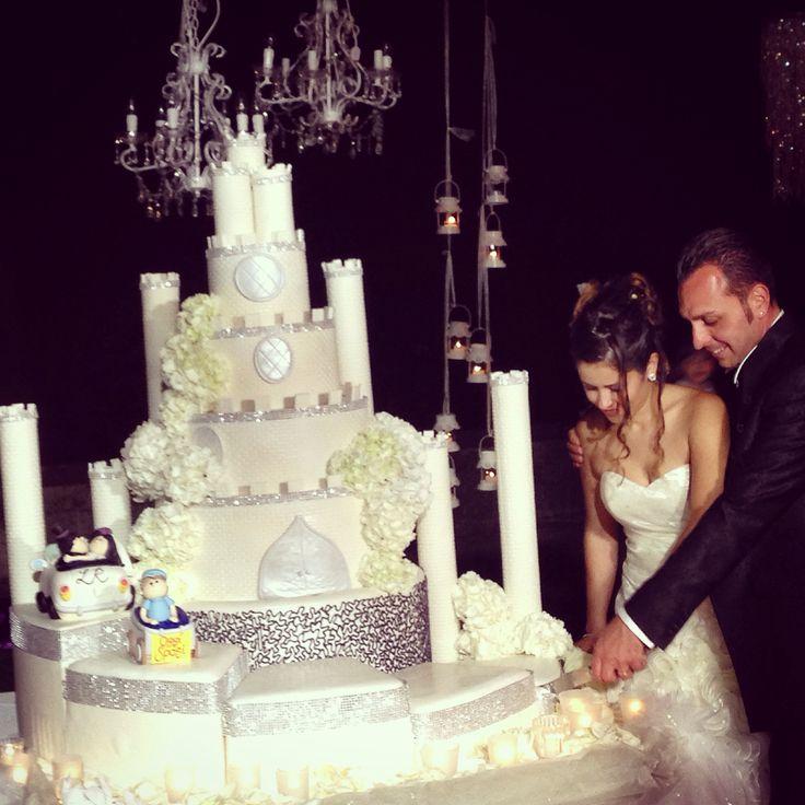 Wedding cake! Amazing!!!