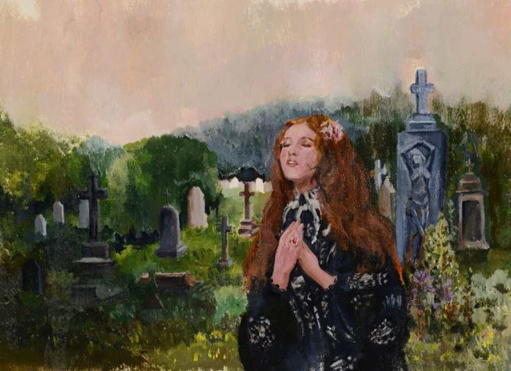 Portfolio – Yiskart  Departure by Yiskart; Got a tip for the title by a Deviant:-) Pre-raphaelit inspired