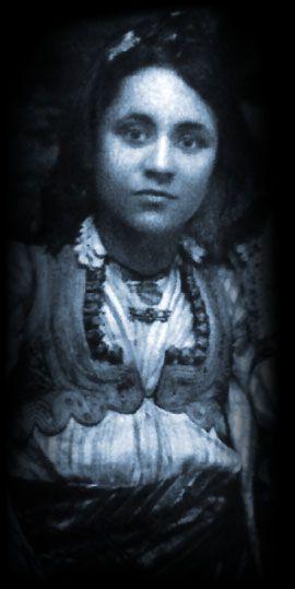 Young Mother Teresa