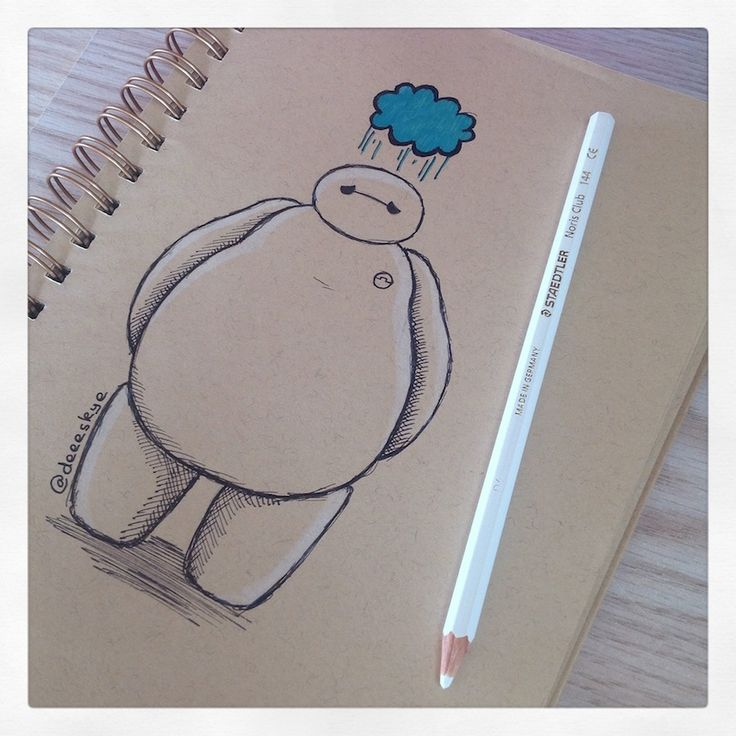 Best Baymax Images On Pinterest Disney Stuff Baymax And - Baymax imagined famous disney characters