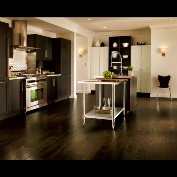 Nfa Lifetime Luxury Hardwood Flooring Hickory Color Brushed Harvest Moon Available Only From Home