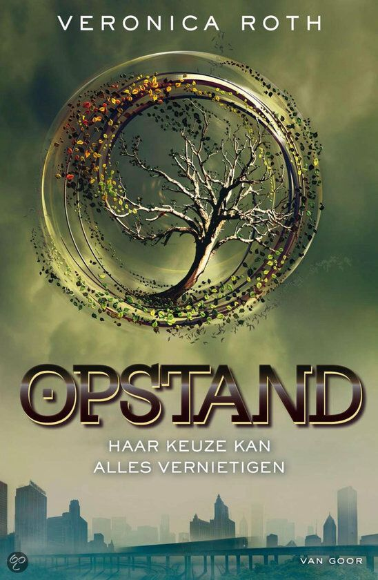 Veronica Roth - Opstand