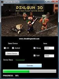 pixel gun 3d mod apk unlimited coins and gems 2018 android