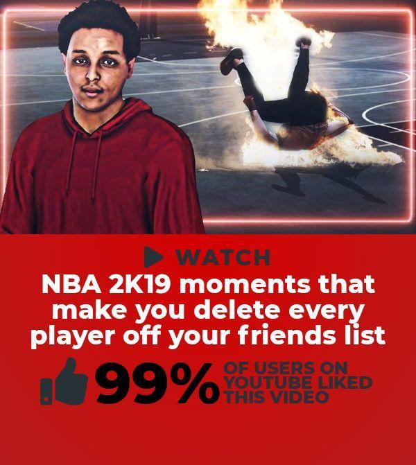 """Suchen Sie nach einem trendigen Gaming-Clip zum Abspielen? Dieser Clip mit dem Titel """"NBA 2K19 Momente …   – Gaming"""