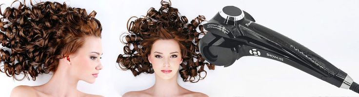 PIASTRA ARRICCIACAPELLI IN CERAMICA  HAIR CURLING SHOWLISS PRO TIPO BABYLISS