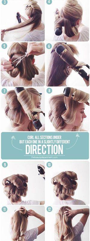 Prom Hair Hacks, Tips, Tricks, Wear Hair Down How to ...