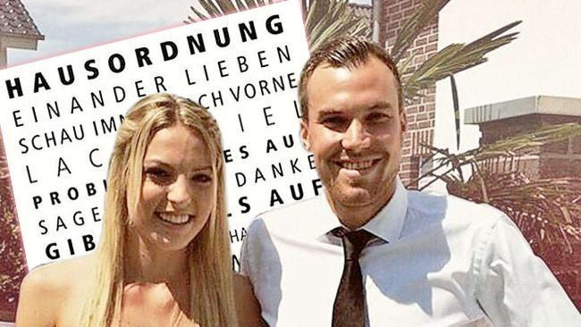 16 Hausregeln für Kevin Großkreutz | Erziehungs-Tipps von seiner Freundin - Bundesliga Saison 2015/16 - Bild.de