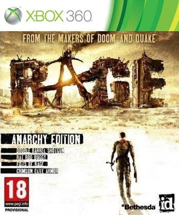 Rage - Anarchy Edition (XBOX 360)