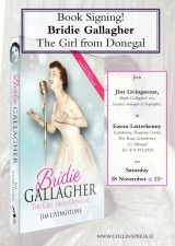 News :: Book signing: Bridie Gallagher – The Girl from Donegal - The Collins Press: Irish Book Publisher