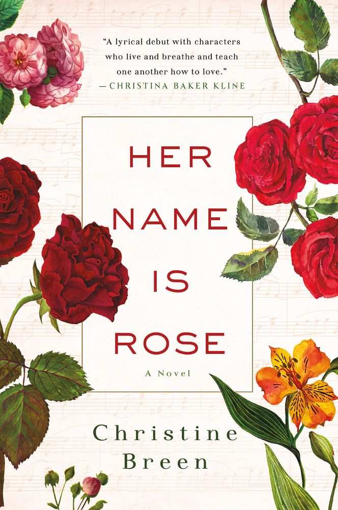 A native New Yorker now living in Ireland, Boston College alumna Christine Breen is the author of the new book Her Name is Rose