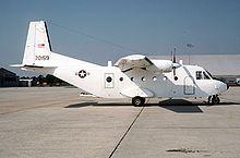 C-41A (C-212-200) de la Fuerza Aérea de los Estados Unidos.