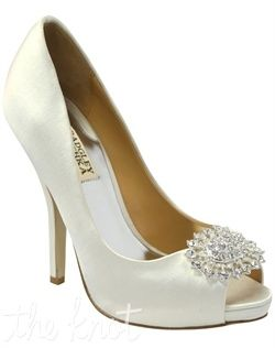 Badgley Mischka by Bellissima Bridal Shoes - Lissa - Shoes  rehearsal dinner?