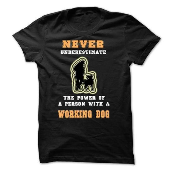 working dog - #school shirt #sueter sweater. FASTER => https://www.sunfrog.com/Pets/working-dog-23696796-Guys.html?68278