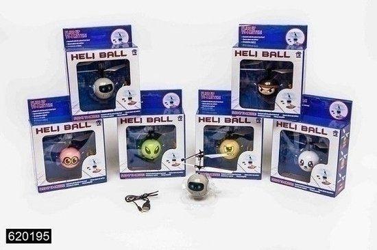 Heli Bal Met USB