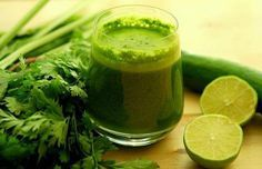 Pierde de 2 a 3 kilos de peso en 5 días con este maravilloso jugo verde
