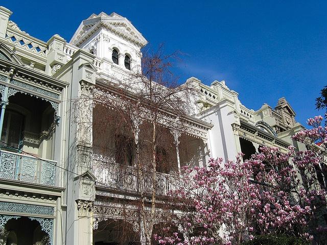 Classic Melbourne architecture